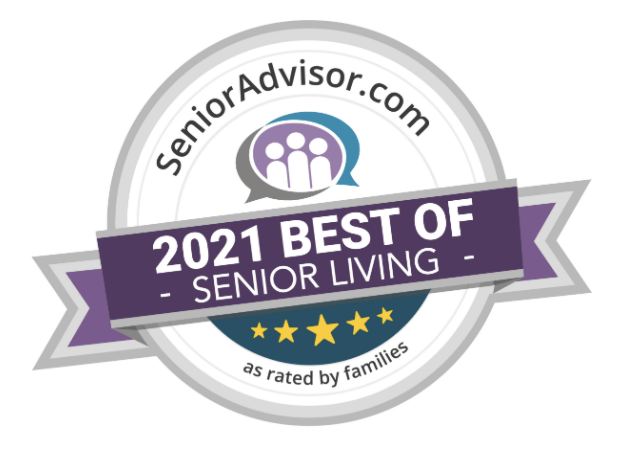 via christe assisted living award