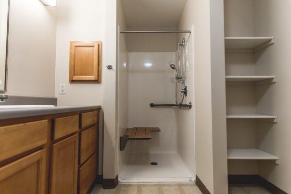via christe apartment interior bathroom